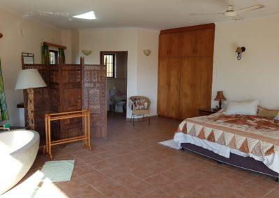 South Coast Accommodation Main Bedroom