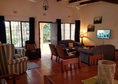 South Coast Accommodation Livings Area
