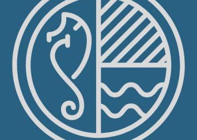 Otter Cove Logo Accommodation South Coast